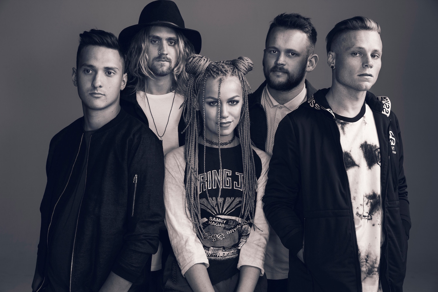 Tonight alive girls guns zombies for Set it off wallpaper